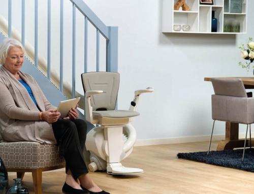 Pflegegrad und Treppenlift