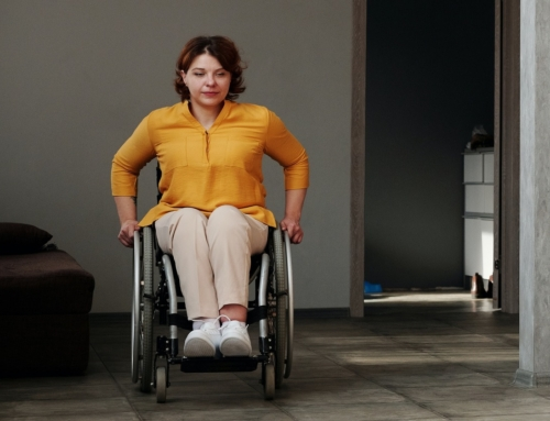 Behindertengerechter Umbau